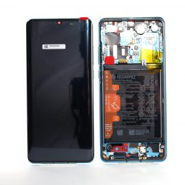 Huawei P30 Pro Aurora Blue Lcd Screen In Service Pack Ismartfon.pl