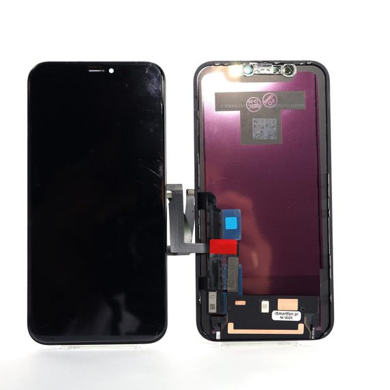 OEM IPhone XR Original LCD, Replaced Touch, Lcd Screen In Service Pack Ismartfon.pl