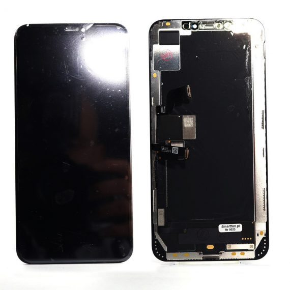 OEM IPhone XS Max Original OLED, Replaced Touch, Lcd Screen In Service Pack Ismartfon