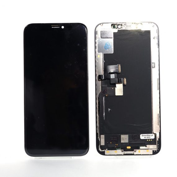 OEM IPhone Xs Original OLED, Replaced Touch Lcd Screen In Service Pack Ismartfon.pl