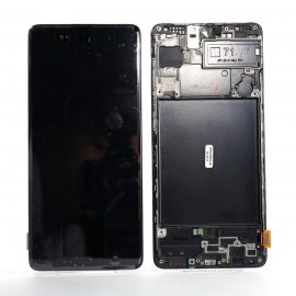 Samsung A71 SM A715F, Lcd Screen In Service Pack Ismartfon.pl