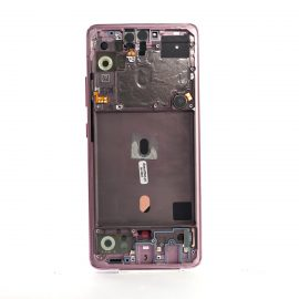 Samsung Galaxy A51 5G SM A516B Różowy Back Side, Lcd Screen In Service Pack Ismartfon.pl