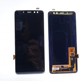 Samsung Galaxy A8 2018 SM A530F, Lcd Screen In Service Pack Ismartfon.pl