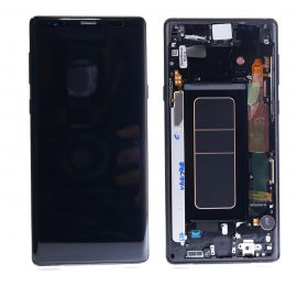 Samsung Galaxy Note 9 SM N960F Black Lcd Screen In Service Pack Ismartfon.pl