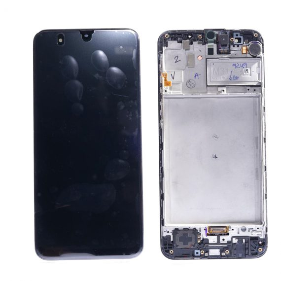 Samsung M31 M315 Front And Back, Lcd Screen In Service Pack Ismartfon.pl