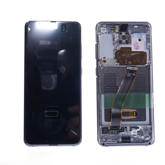 Samsung S20 Front And Back, Lcd Screen In Service Pack Ismartfon.pl