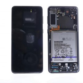 Samsung S21+ Plus Front And Back, Lcd Screen In Service Pack Ismartfon.pl